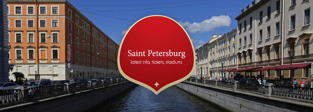 Saint Petesburg (FIFA 2018)