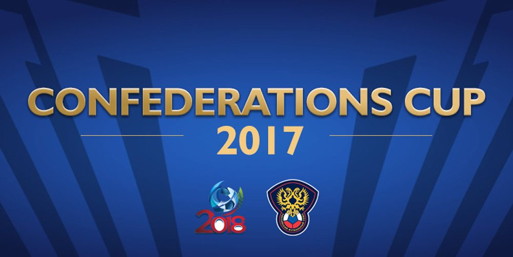 Confederations Cup 2017 in Russia