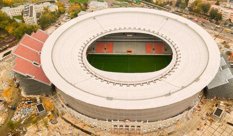 ekaterinburg stadium (FIFA 2018)
