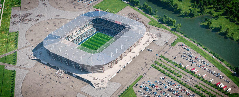 Kaliningrad stadium (FIFA 2018)