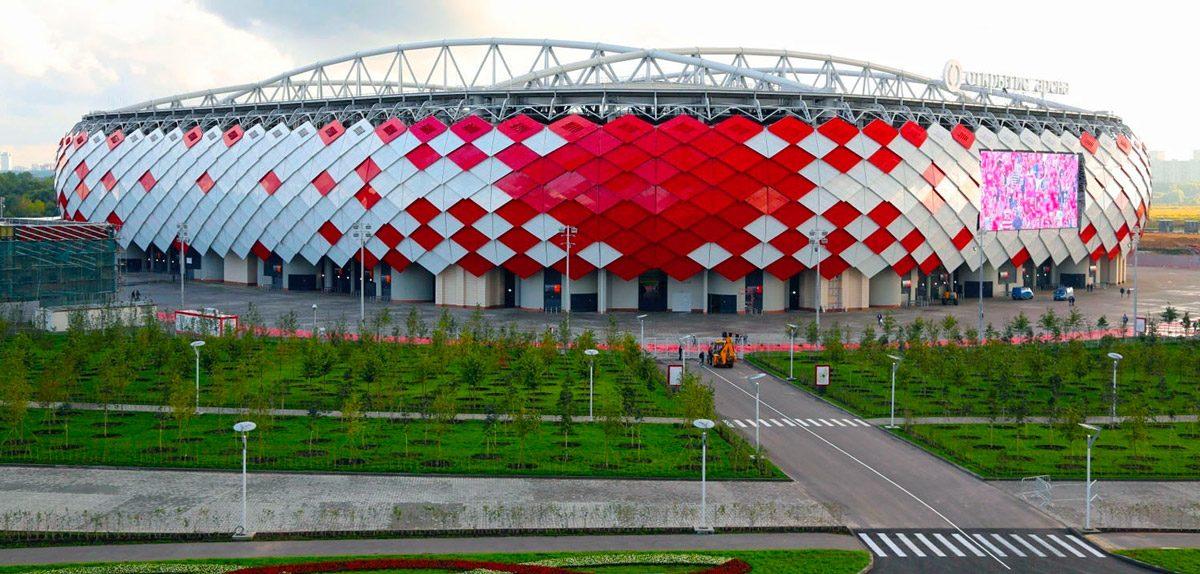 spartak (otritie arena) stadium - FIFA 2018