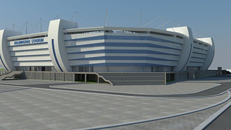 Kaliningrad Stadium - WC 2018