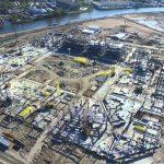 Kaliningrad Stadium - Building Begins