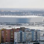 Kaliningrad Football Stadium is Ready