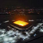 Top View of Kaliningrad Stadium
