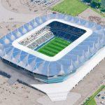 3D Model of Kaliningrad Stadium