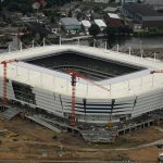 Kaliningrad Stadium - Building Continues