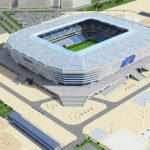 Visualization of Kaliningrad Stadium