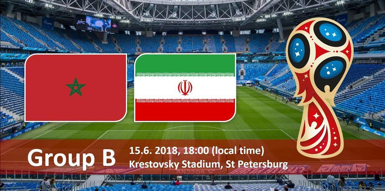 Morocco – Ir Iran 15 Jun 2018