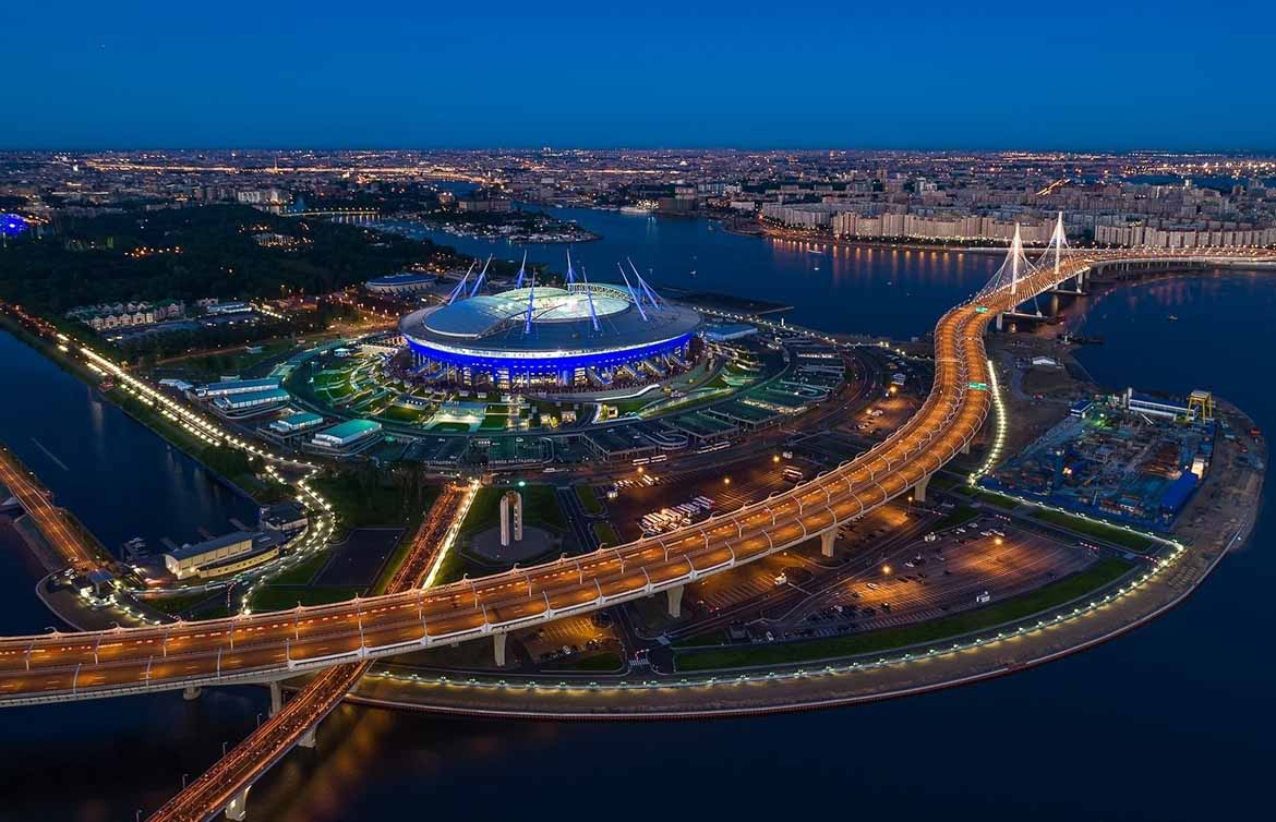 Main Saint Petersburg Stadium