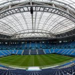 The First Photos of Saint Petersburg Stadium