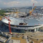 Saint Petersburg Stadium - Finishing Touches