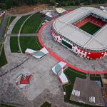Spartak Stadium is Preparing for the Opening
