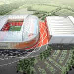 3D View of Spartak Stadium