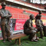 Spartak Stadium - Starostin Brothers Monument