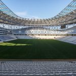 3D View of Volgograd Stadium
