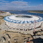 Volgograd Stadium is Ready