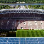 Stadium Luzhniki - Top View
