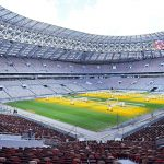 The Stadium Luzhniki is Ready to Receive the Audience