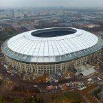 Stadium Luzhniki - Reconstruction Continues
