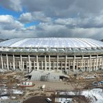 Stadium Luzhniki - Completion of Reconstruction
