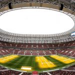 3D View of the Stadium Luzhniki