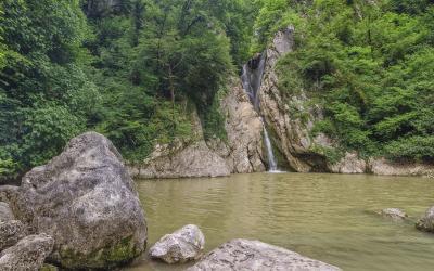 Agur Waterfalls