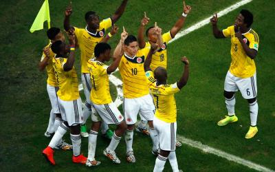 Colombian national team next goal