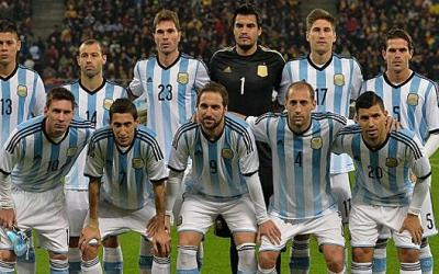 Composition of Argentina