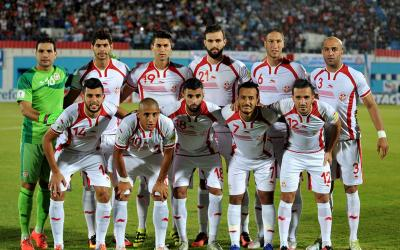 Composition of the national team of Tunisia on football