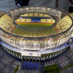3D Model of Ekaterinburg Arena