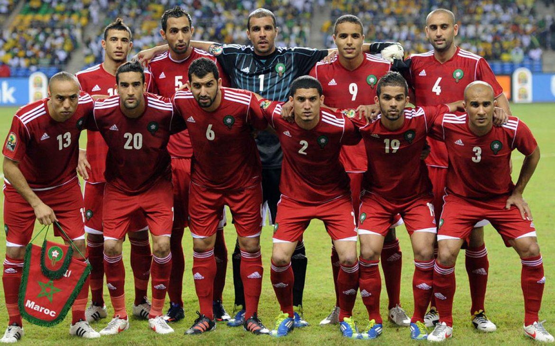 Equipo nacional de Marruecos