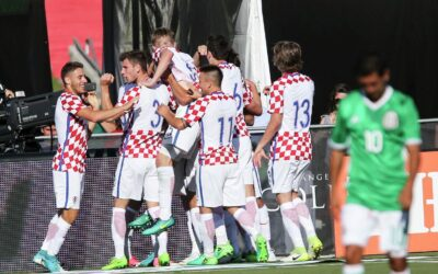 Football players of the national team of Croatia