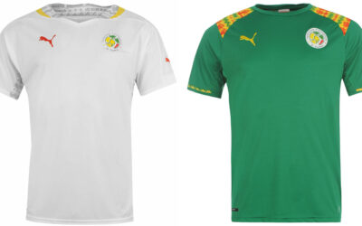 Form of the Senegal national team