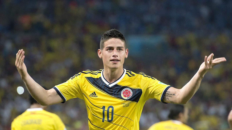 Hames Rodriguez