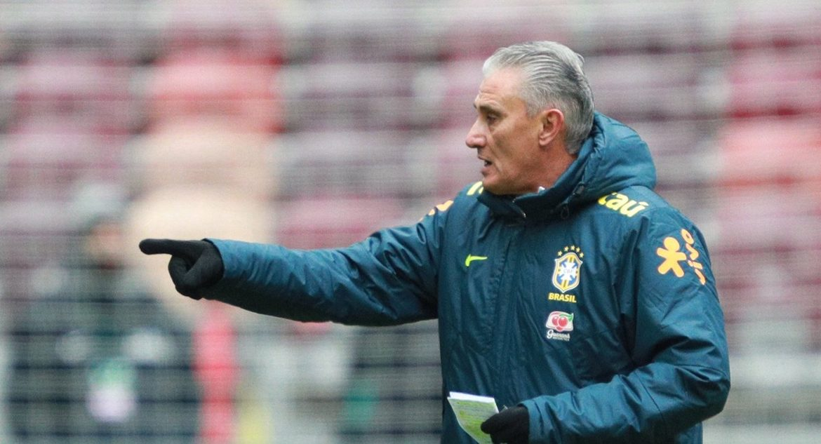 Head coach of Brazil Tite