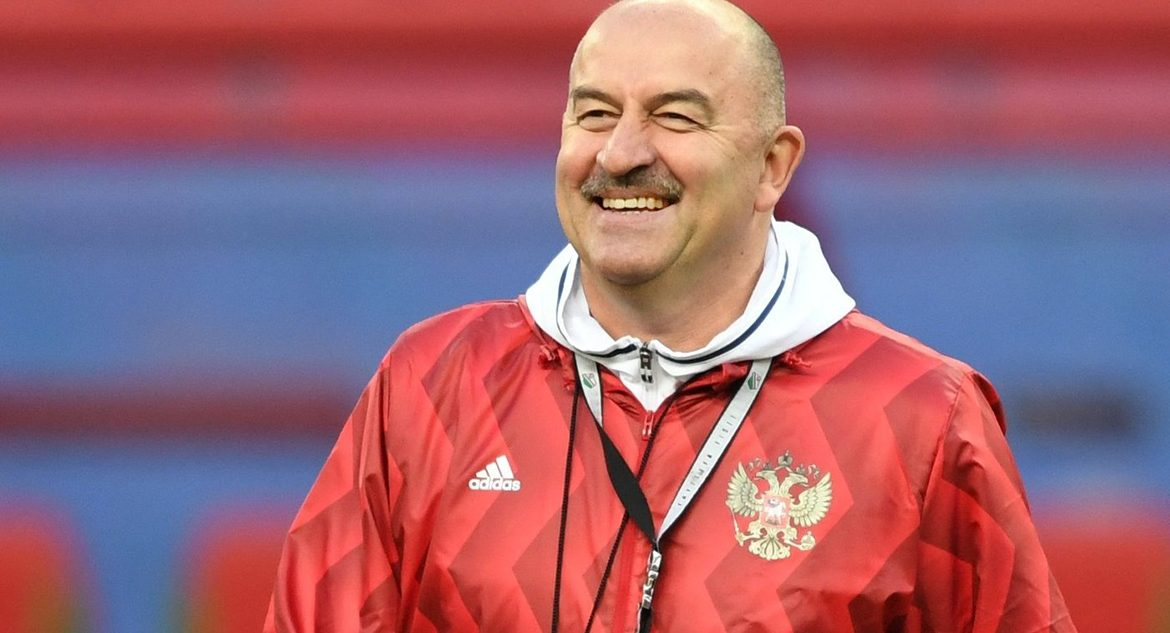 Headcoach Stanislav Cherchesov