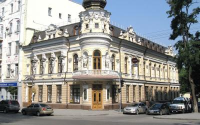 House of Margarita Chernova