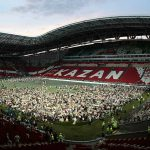Kazan Arena - After the First Match