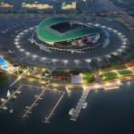 Visualization of Kazan Arena