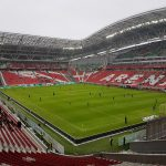 Kazan Arena - View from the Tribunes