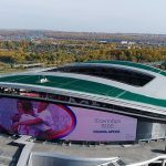 Top View of Kazan Arena