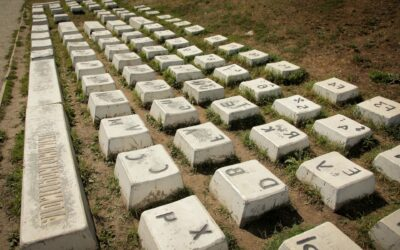 Keyboard Monument