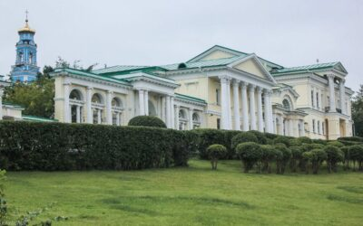 Kharitonov-Rastorguev Manor