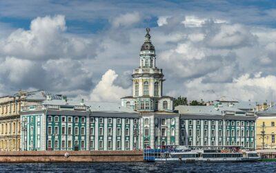 Kunstkammer in St.Petersburg