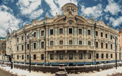 Manor of Rukavishnikovs