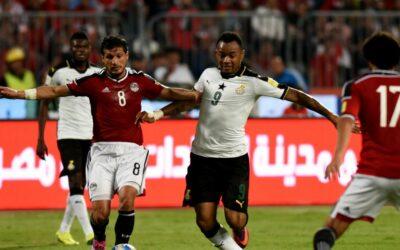 Midfielder of the national team of Egypt
