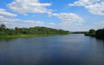 Moksha River