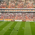 Mordovia Arena - the first Training Match