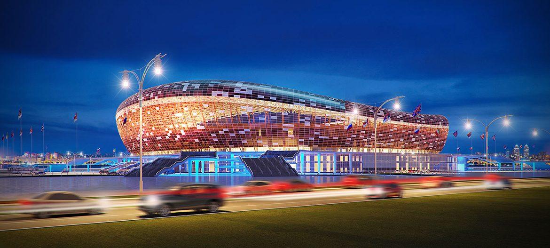 Mordovia Arena – WC 2018